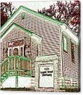 The Sanctuary 2 Canvas Print