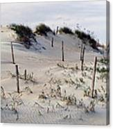 The Sands Of Obx Canvas Print