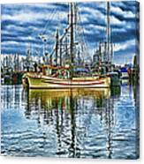 The Savory Hdr Canvas Print
