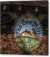 The Saw Mill Canvas Print