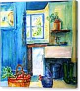 The Scullery  Canvas Print