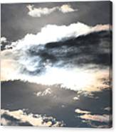 The Secret Sky Canvas Print