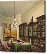 The Secretarys Room, Apsley House Canvas Print
