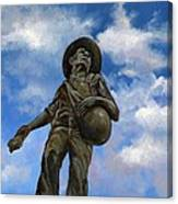 The Seed Sower Canvas Print