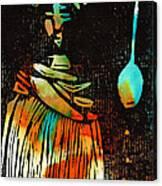 The Seedbearers - No 1 Canvas Print