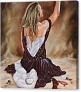 The Servant Princess Canvas Print