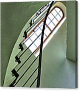 The Servants' Staircase Canvas Print