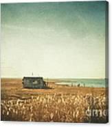 The Shack - Lbi Canvas Print
