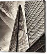 The Shard - The View Canvas Print