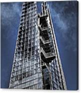 The Shards Of The Shard Canvas Print