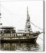 The Ship. Canvas Print