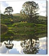 The Shire Middle Earth Canvas Print