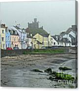 The Shores Of Ireland Canvas Print