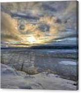 The Shortest Day Canvas Print