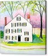 The Shovel Shop Canvas Print