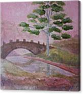 The Silver Tree Canvas Print