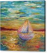 The Simple Life Canvas Print