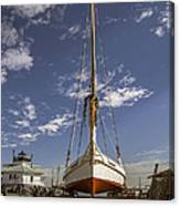 The Skipjack Rosie Parks Canvas Print