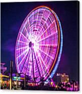 The Skywheel Canvas Print