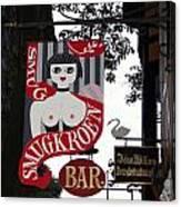 The Smugkroen Bar Canvas Print