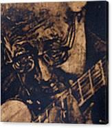 The Soloist Canvas Print