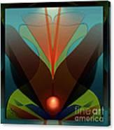 The Soul Vase Canvas Print