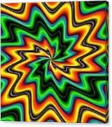 The Spark By Rafi Talby  Canvas Print