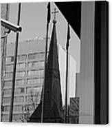 The Spire. Canvas Print