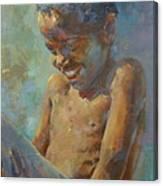 The Spirit Of Brazil Canvas Print