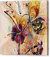 The Splash Of Life Series No 2 Canvas Print