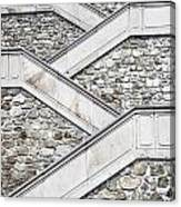 The Stairway Canvas Print