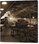 The Station 2 Canvas Print