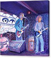 The Steepwater Band Canvas Print