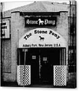The Stone Pony Canvas Print