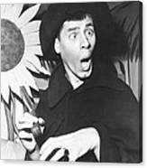 The Stooge, Jerry Lewis, 1952 Canvas Print