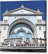 The Strand Key West Canvas Print