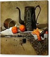 The Sugar Bowl Canvas Print