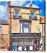 The Sun Inn Canvas Print