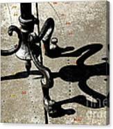 The Sundial Canvas Print