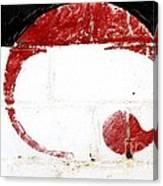 The Symbol Canvas Print