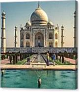 The Taj Maha Canvas Print