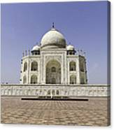 The Taj Mahal. Canvas Print