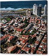 the Tel Aviv charm Canvas Print