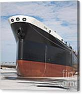 The Texas Cargo Ship Canvas Print