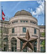 The Texas State History Museum Canvas Print