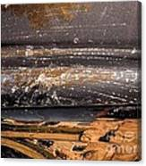 The Texture Canvas Print