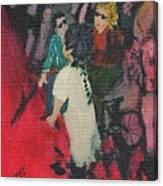 The Theatre Canvas Print
