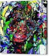 The Thinker Canvas Print