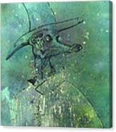 The Third Man Canvas Print