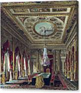 The Throne Room, Carlton House Canvas Print